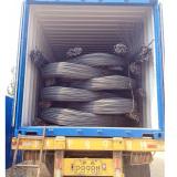 U shape rebar in Container