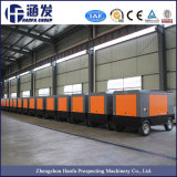 Air compressor assembly line