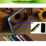 Double Color Mirror Back Case for iPhone 5