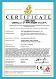 CE of Drum Transport Equipment