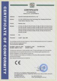 CE certification for LED Lights