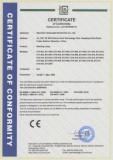 CE certification for LED Lights