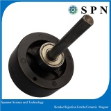 Ferrite plastic injection magnet