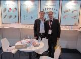 2011 ShangHai Automechanika show-with Mr. Sergio