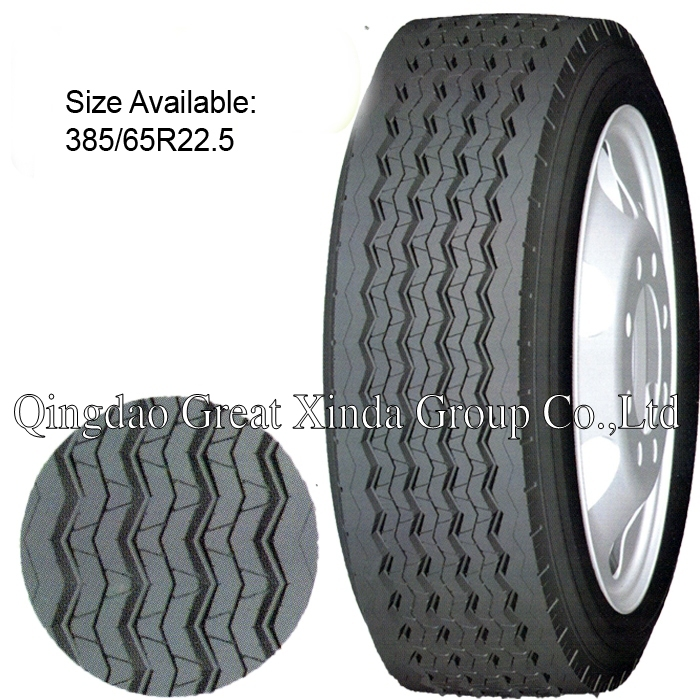 385/65R22.5 Truck Tyre Pattern No. ST932