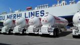 Shipment for LPG trailer