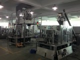 Pre-made Pouch Packaging Machine Workshop
