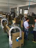 Customer visiit our company