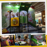 Liben Attended The 111th Canton Fair