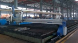 steel plate cnc cutting machine