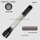 Multi Function LED Flashlight (T4086)