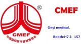 CMEF(Shanghai), May 15-18, 2015. Booth: H7.1 L57