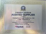 Authorised by SGS
