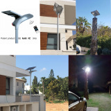 Road Smart Integrated Solar Flybird Light in Israel