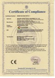 CE cetificate of LED tube