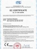 Laser CE Certificates