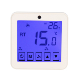 Touchable Room Thermostat For Air Condition