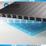 Triple-wall Polycarbonate Hollow Sheet