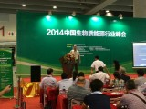 Our General Engineer Present at China Biomass Energy Industry Summit.