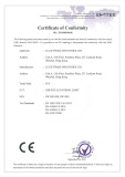 CE Certificate_50ft LED String Light