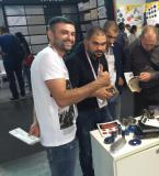 2016 Italy marmomacc, Sunny Tools received great feedback from customer