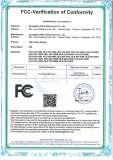 FCC approved for our LED power supply