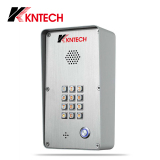 Door phone knzd-43A illuminated push button and keypad access control kntech