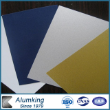Aluminum Color Painted Plate