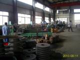 slurry pump machining workshop