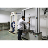 Rear Shock Absorber Testing Machine
