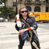 Fashion Women Large Long Wool Shawl