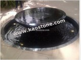 Shanxi Black Granite Fountain