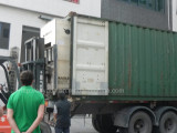 wind turbine load to Rusia