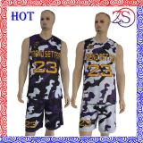 custom reversible camo basketball jersey