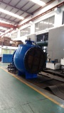 Big Size Triple Eccentric Ball Valve
