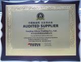 2013 SGS Certificate