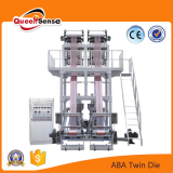 Double Die Film Blown Machine