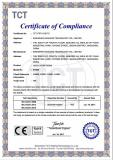 Interphone Monitors RoHS certificate