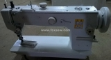 Long Arm Top and Bottom Feed Lockstitch Sewing Machine