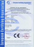 CE Certification of the Wheel Loader