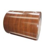 Wooden Grain Steel Coil
