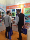 Meet Lebanon client in ASIAN ATTRACTION EXPO 2016 in Shanghai