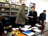 UAE Client visit and Contract Signature