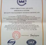 ISO9001-2008 in 2013