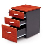 High quality 3 drawers mobile pedestal