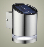 Solar Wall Downlight