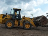 Lovol loader in Brazil-1