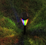 Solar Rainbow Stardust Path Light