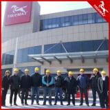 Russian clients visit Truemax Factory