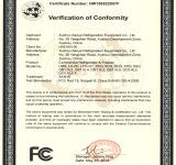 FC Certification